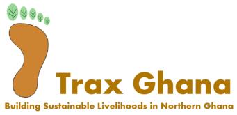 Logo with Trax Ghana